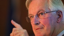 Barnier: Frictionless trade impossible after Brexit
