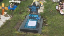 Son's grave repeatedly targeted by vandals in Basingstoke cemetery