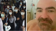 Coronavirus fears sparked as Birmingham man put in isolation on return from Wuhan