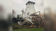 Volunteers keep striving to restore 18th century Sandwich Windmill back to former glory