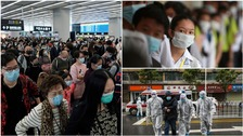 Returning Brits from China to be quarantined for 14 days