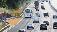 Smart motorways branded 'death trap' by MPs