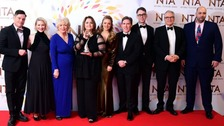 Gavin and Stacey win big at NTAs - but fans left disappointed