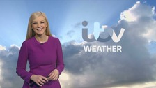 Wales weather: Sunny spells, clouding over later with some drizzle