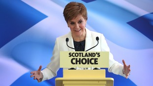 Sturgeon: SNP ready to ramp up case for 'better future' with independence
