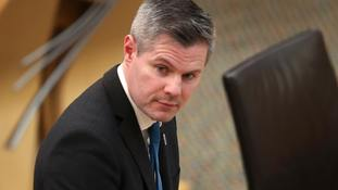 Former finance secretary faces fresh allegations over unwanted messages