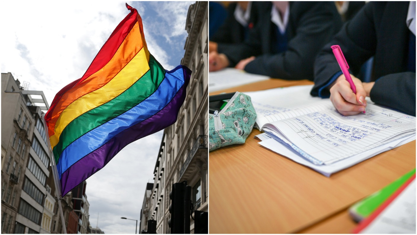 How relationship and sex education is changing in schools to be LGBT-inclusive