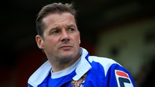 Stevenage boss steps down to end fourth spell in charge