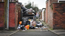 Residents ask for council tax refund because of fly-tipping
