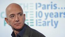 Amazon boss Jeff Bezos commits $10 billion to fight climate change