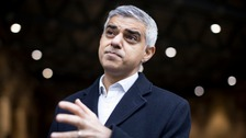 Khan: Let Londoners keep EU citizenship post-Brexit