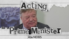 Ken Clarke tells ITV News Dominic Cummings should 'vanish'