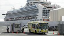 Passengers start leaving Diamond Princess