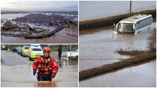 Flood-hit communities braced for more heavy rain