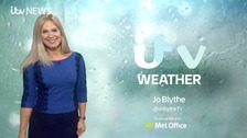 The latest forecast for the North West