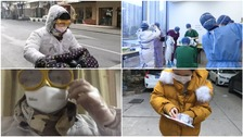 Meet the people working day and night in fight against coronavirus