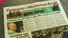 Cumberland and Westmorland Herald believed to have found buyer