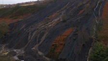 Further problems found on Rhondda coal tips after landslide