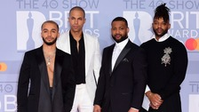 JLS to make a comeback as they reunite for tour