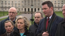 Secretary of State meets Finucane family