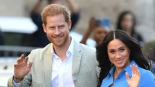 Harry and Meghan confirm they will drop the brand 'Sussex Royal'