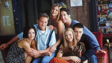 The One Where They Get Back Together: Friends reuniting