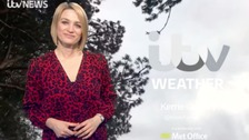 The latest weather for the North West & Isle of Man