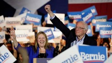 Bernie Sanders takes a commanding lead - is he now unstoppable?