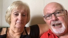 Northamptonshire couple diagnosed with pneumonia after contracting coronavirus on ship