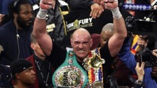 Fury in stunning fight to beat Wilder in heavyweight title win