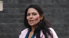 Priti Patel criticises 'false' bullying and lack of trust allegations