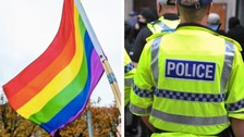 Recruitment of LGBT+ police officers hits an all-time high