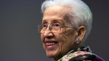 NASA's Katherine Johnson, who helped put man on Moon, dies