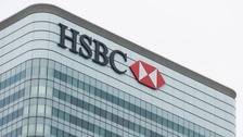 Which HSBC branches are set to close in the East of England?
