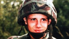 Road to be named in honour of youngest soldier killed in first Gulf War