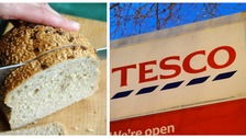 Tesco bakery job losses reveal changing tastes