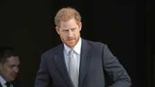 Prince Harry back in the UK as he prepares to quit Royal Family