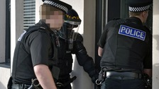 Cumbria police take part in county lines crime raids