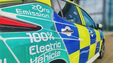 Gloucestershire Police to have largest fully-electric fleet in country