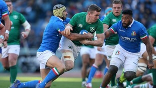 Ireland and Italy will not meet as planned as the Six Nations match has been postponed.