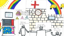 Hospital of the future design: 10-year-old wins art competition