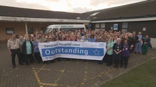 "East Sussex Healthcare NHS Trust services rated ""good"""
