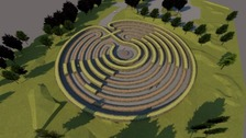 Giant labyrinth to be created on Bodmin Moor