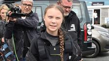 Thousands expected to join Greta Thunberg for Bristol climate strike