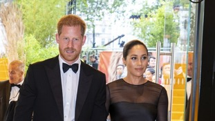 Harry and Meghan will be at the Endeavour Fund Awards.