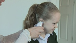 Pupils at one school have been told to have their temperatures taken before school each morning.