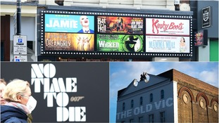 Coronavirus fears hit the entertainment industry as London's West End all but shuts down