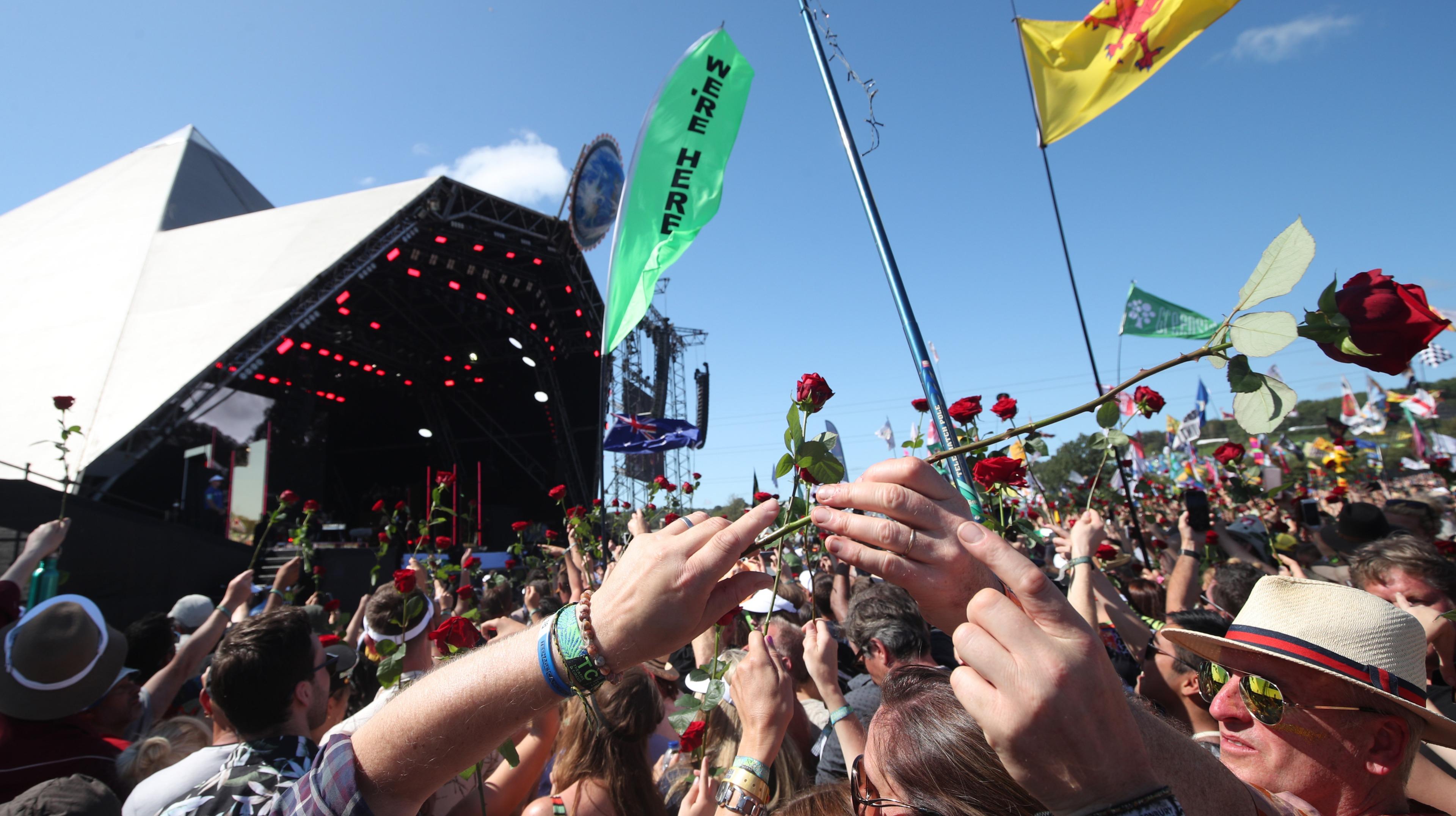 Glastonbury Festival 2021