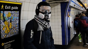 TfL announced up to 40 stations would be shut from Thursday.