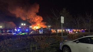 Man who set fire to NHS centre given indefinite hospital order